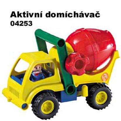 Obrázek Auto dětský domíchávač