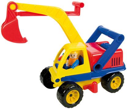 Obrázek Aktivní dětský bagr