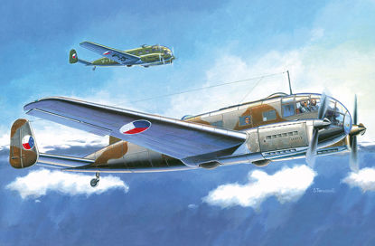 Obrázek Stavebnice Aero C-3 A/B