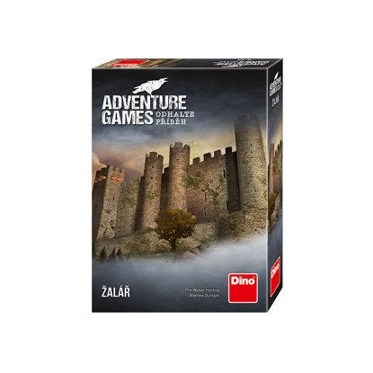 Obrázek ADVENTURE GAMES: ŽALÁŘ Párty hra