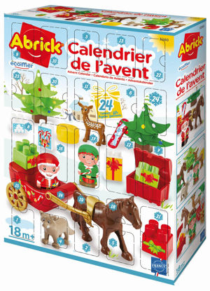 Obrázek Abrick Adventní kalendář