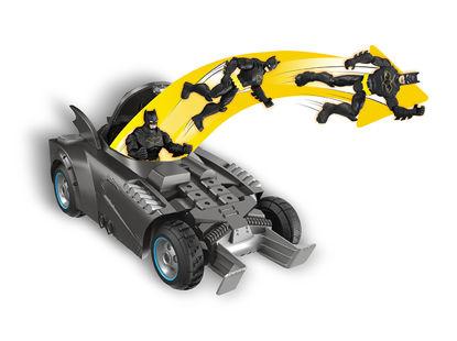 Obrázek BATMAN RC BATMOBIL s figurkou a KATAPULTEM