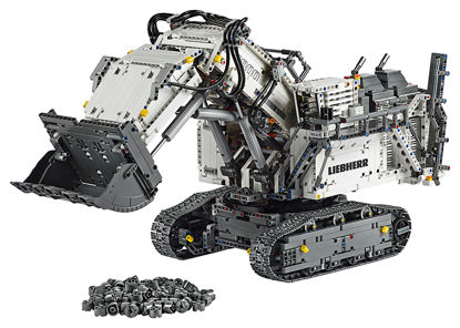 Obrázek LEGO Technic 42100 Bagr Liebherr R 9800