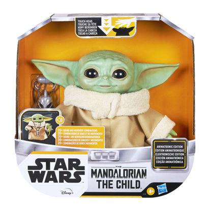 Obrázek Baby Yoda - interaktivní kamarád
