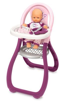 Obrázek Baby Nurse jídelní židlička pro panenky