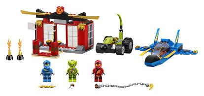 Obrázek LEGO Ninjago 71703 Bitva s bouřkovým štítem