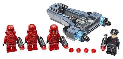 Obrázek LEGO Star Wars 75266 Bitevní balíček sithských jednotek