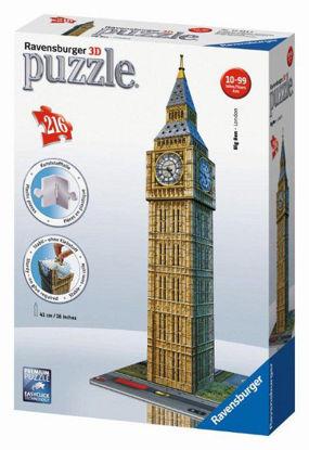 Obrázek Big Ben 3D puzzle