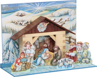Obrázek Vánoční Betlém
