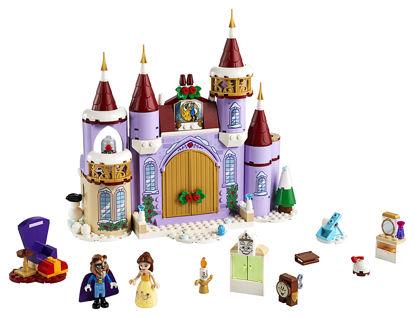 Obrázek LEGO Disney Princess 43180 Bella a zimní oslava na zámku