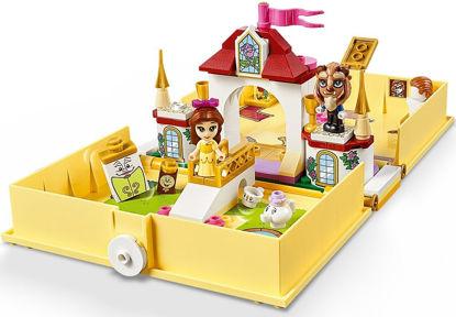 Obrázek LEGO Disney Princess 43177 Bella a její pohádková kniha dobrodružství