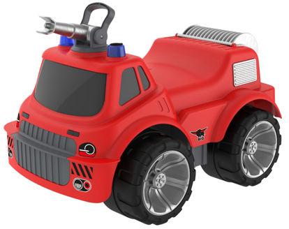 Obrázek Velké dětské hasičské auto