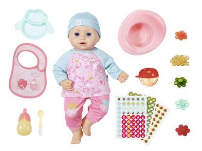 "Obrázek Baby Annabell ""Dobrou chuť"""
