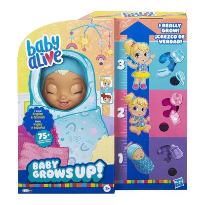 Obrázek Baby Alive Roste před očima