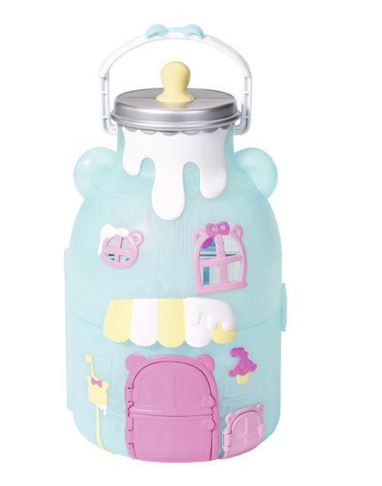 Obrázek z BABY born Surprise Lahvičkový domeček