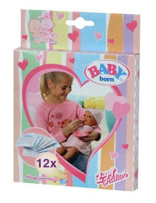Obrázek BABY born Strava (12 sáčků)