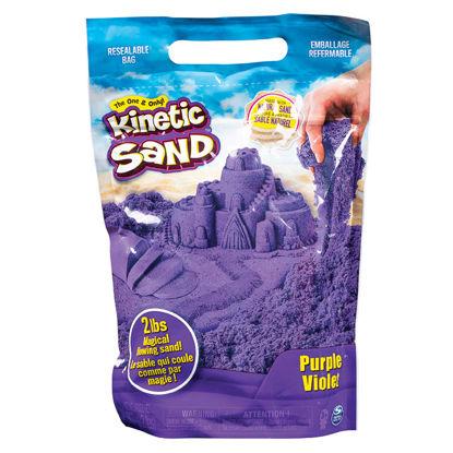 Obrázek KINETIC SAND balení barevných písků  0,9kg