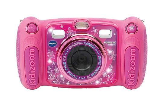 Obrázek z Kidizoom Duo MX 5.0 růžový CZ&SK