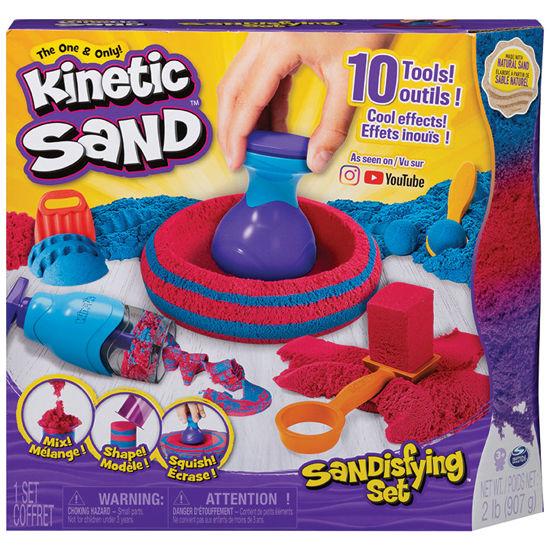 Obrázek z KINETIC SAND fantastická hrací sada