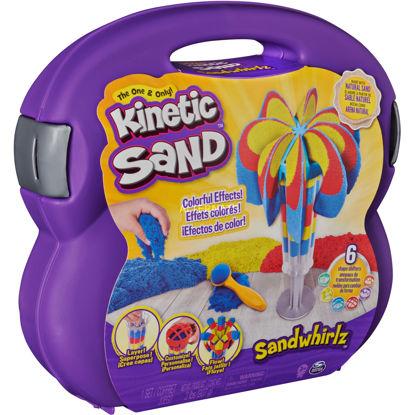 Obrázek KINETIC SAND kufřík s nástroji