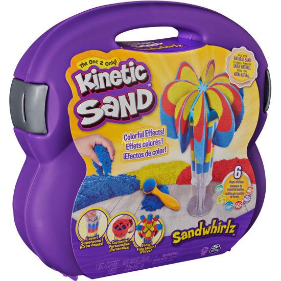 Obrázek z KINETIC SAND kufřík s nástroji