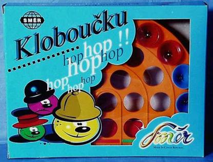 Obrázek Kloboučku, hop ! hra