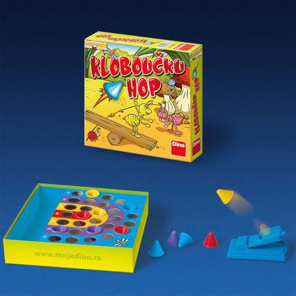 Obrázek KLOBOUČKU HOP - dětská hra