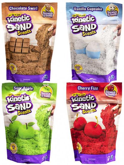 Obrázek z KINETIC SAND voňavý tekutý písek