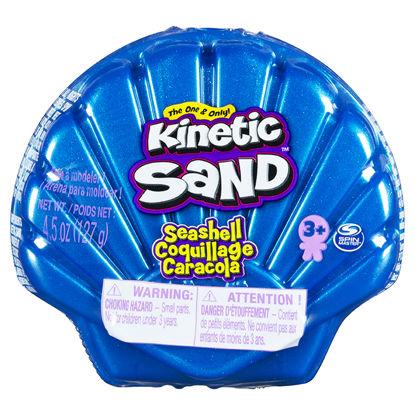 Obrázek KINETIC SAND mořská mušle