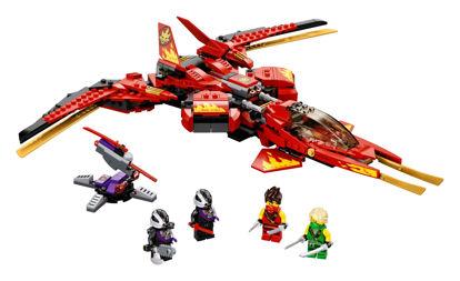 Obrázek LEGO Ninjago 71704 Kaiova stíhačka