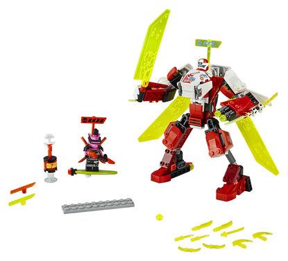 Obrázek LEGO Ninjago 71707 Kai a robotický tryskáč