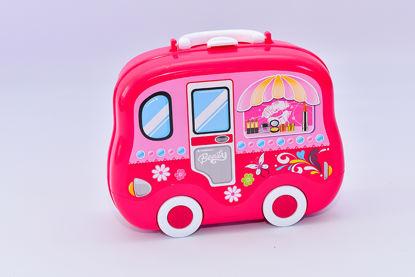 Obrázek Dětský kadeřnický kufřík