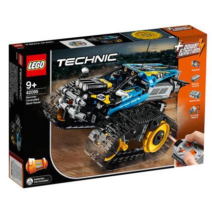 Obrázek LEGO Technic 42095 Kaskadérské závodní auto na dálkové ovládání