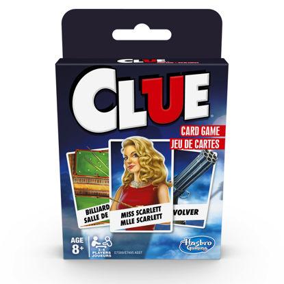 Obrázek Karetní hra Cluedo