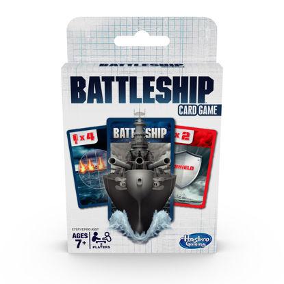 Obrázek Karetní hra Bitevní lodě