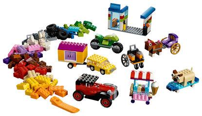 Obrázek LEGO Classic 10715 Kostky na kolečkách