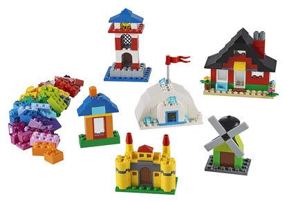Obrázek LEGO Classic 11008 Kostky a domky