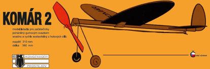 Obrázek Letadlo Komár 2