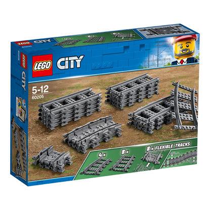 Obrázek LEGO City 60205 Koleje