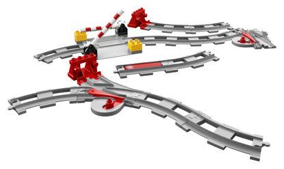 Obrázek LEGO Duplo 10882 Koleje