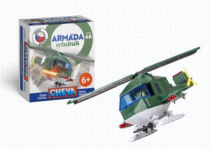 Obrázek Stavebnice Cheva 46 Vrtulník