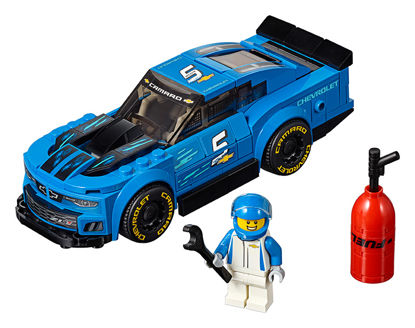 Obrázek LEGO Speed Champions 75891 Chevrolet Camaro ZL1 Race Car