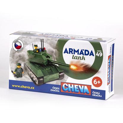 Obrázek Stavebnice Cheva 49 Tank