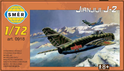 Obrázek Stavebnice Jianjiji J-2