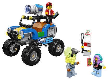 Obrázek LEGO Hidden Side 70428 Jack a plážová bugina
