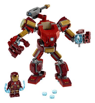 Obrázek LEGO Super Heroes 76140 Iron Manův robot