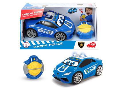 Obrázek IRC Auto Happy policejní 27 cm