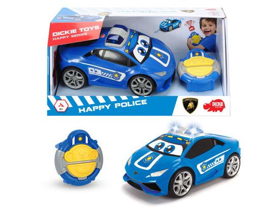 Obrázek z IRC Auto Happy policejní 27 cm
