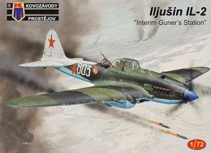 Obrázek Stavebnice Iljušin IL-2