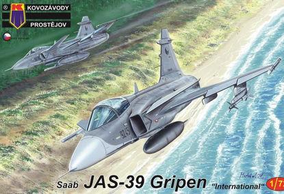 Obrázek Stavebnice JAS-39 Gripen